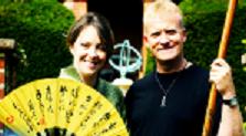 Andy Spragg and Denise Spragg