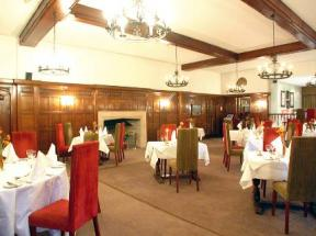 Whateley Hall Dining
